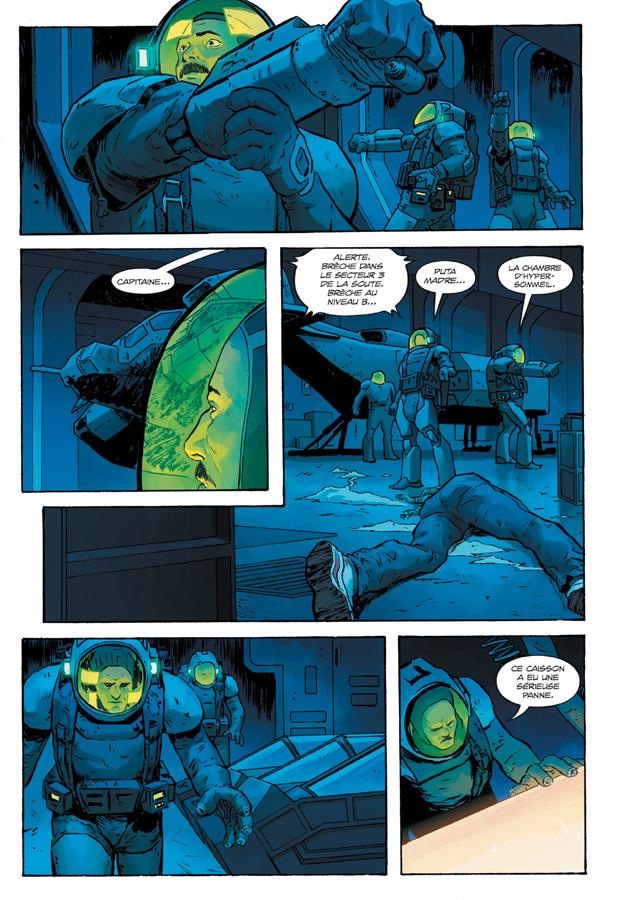 alien 3 extrait 2