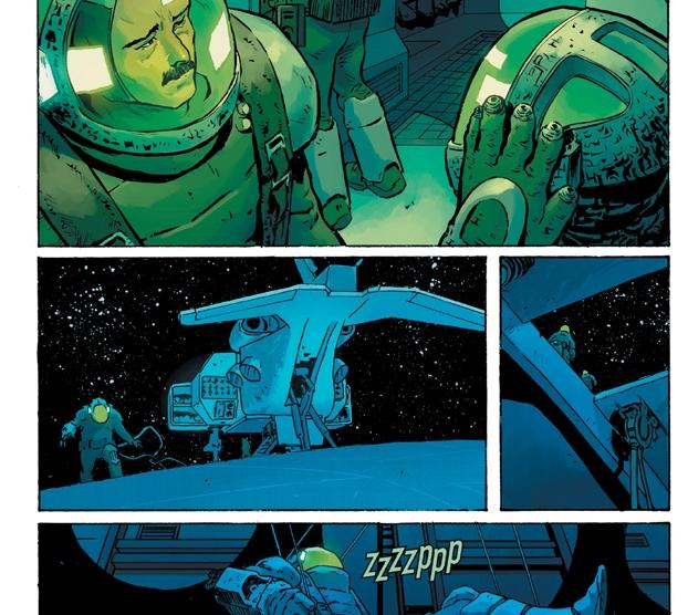 alien 3 extrait 1