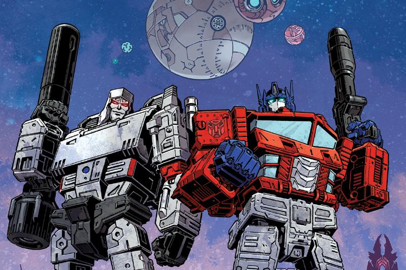 BD/Comic Transformers en Français: Editions Héritage, Sagédition, Semic, Fusion Comics, Panini Comics et Vestron - Page 2 Vestron-Transformers-Optimu